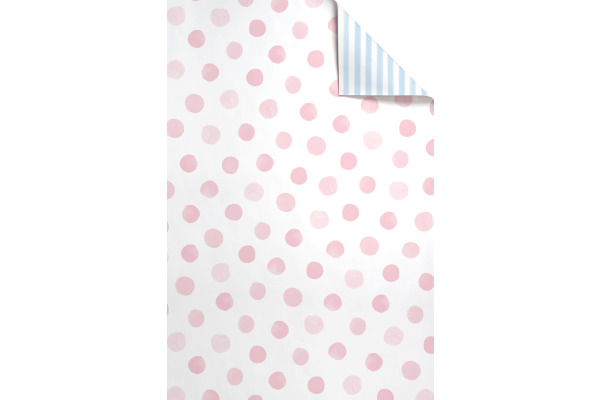 STEWO Geschenkpapier 915071 70x100cm rosa