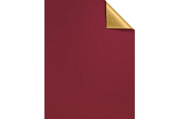 STEWO Geschenkpapier 983442 70x100cm bordeaux