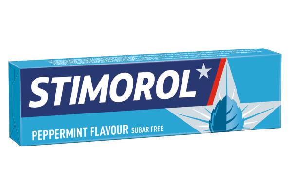 STIMOROL Classic Peppermint 14gr. 7892 50 Stück