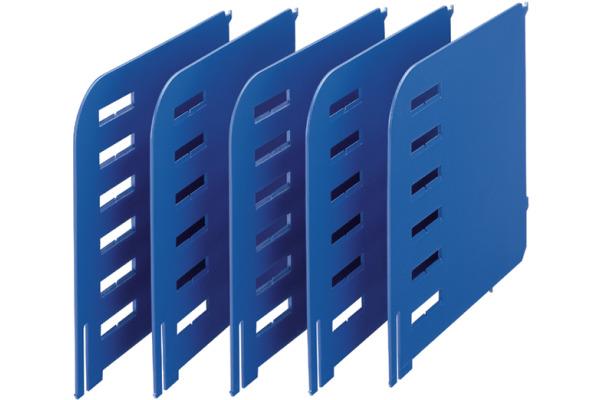 STYRO Trennwände Styrorac blau 280-3015.35 Stück