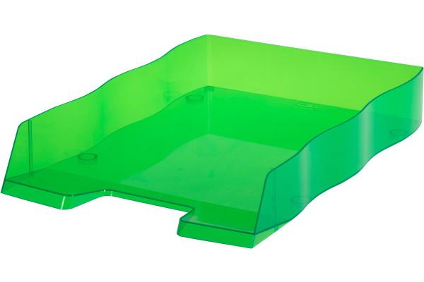 STYRO Briefkorb C4 30-103052 grün-transparent