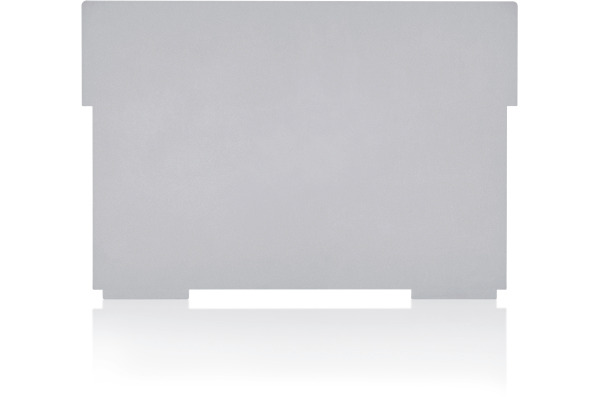 STYRO Schwenkplatte A4 30-431.85 PP recycling 2 Stück