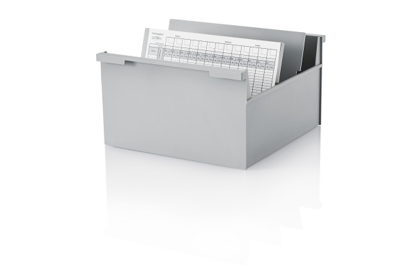 STYRO Karteikasten quer A4 30-432.85 PP recycling