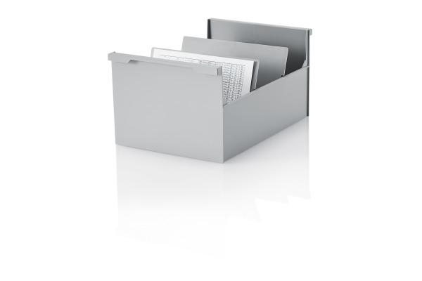 STYRO Karteikasten quer A5 30-532.85 PP recycling