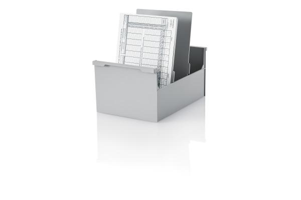 STYRO Karteikasten hoch A5 30-5632.85 PP recycling
