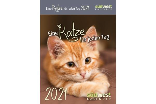 SÜDWEST Eine Katze für jeden Tag ABK 517098791 D, 15x11cm, 2021
