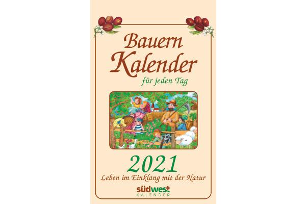 SÜDWEST Bauernkalender 9783517098913 13x21cm 2021