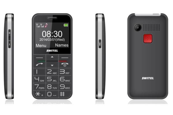 SWITEL Mobiltelefon M190