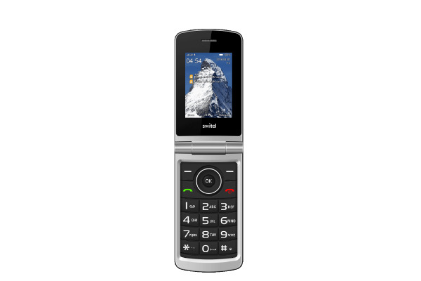 SWITEL Quadband Mobiltelefon Dual-Sim M220