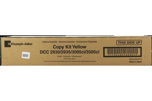 TA Toner-Kit yellow 653010116 CDC 1930 15´000 Seiten