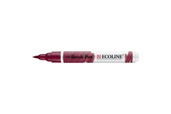TALENS Ecoline Brush Pen 11504220 rotbraun