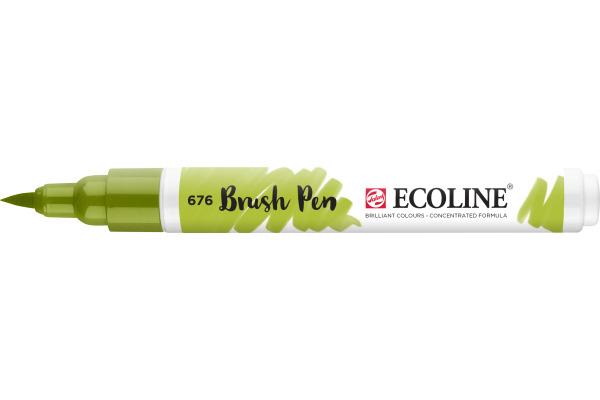 TALENS Ecoline Brush Pen 11506760 grasgrün