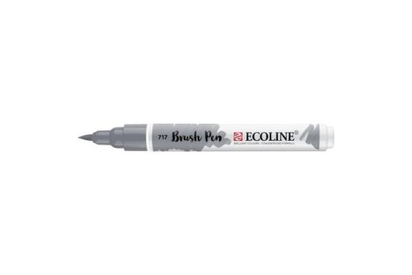 TALENS Ecoline Brush Pen 11507170 kaltgrau