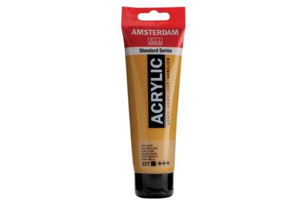 TALENS Acrylfarbe Amsterdam 120ml 17092272 gelb/ocker