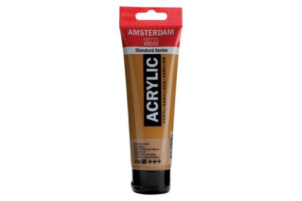 TALENS Acrylfarbe Amsterdam 120ml 17092342 siena