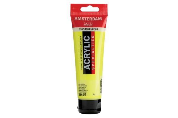 TALENS Acrylfarbe Amsterdam 120ml 17092562 reflexgelb