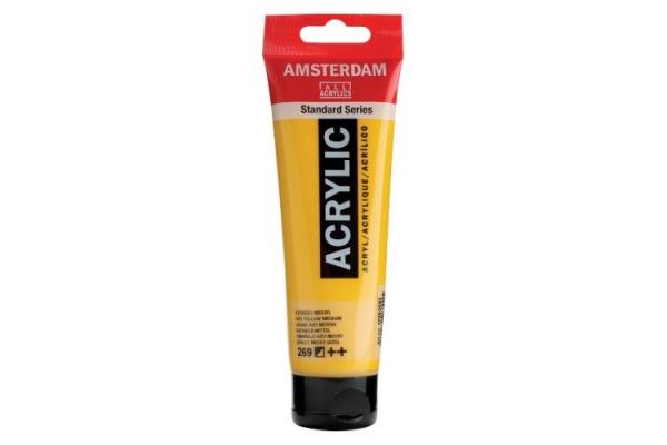 TALENS Acrylfarbe Amsterdam 120ml 17092692 azogelb mittel