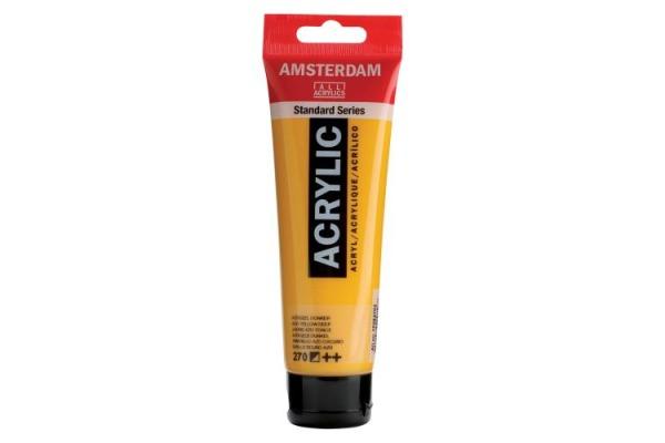 TALENS Acrylfarbe Amsterdam 120ml 17092702 azogelb dunkel