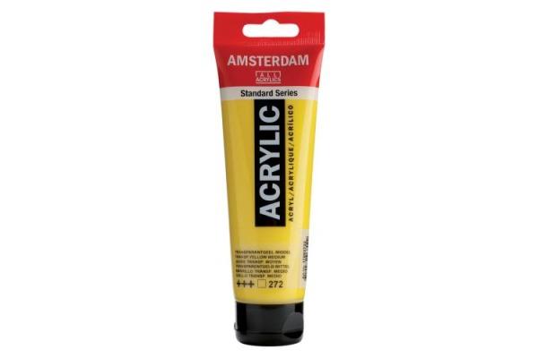 TALENS Acrylfarbe Amsterdam 120ml 17092722 transp.gelb
