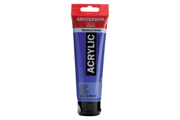 TALENS Acrylfarbe Amsterdam 120ml 17095042 ultramarin