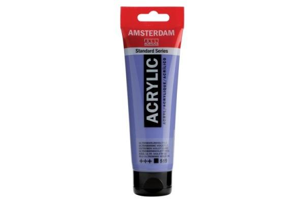 TALENS Acrylfarbe Amsterdam 120ml 17095192 ultr.violett hell