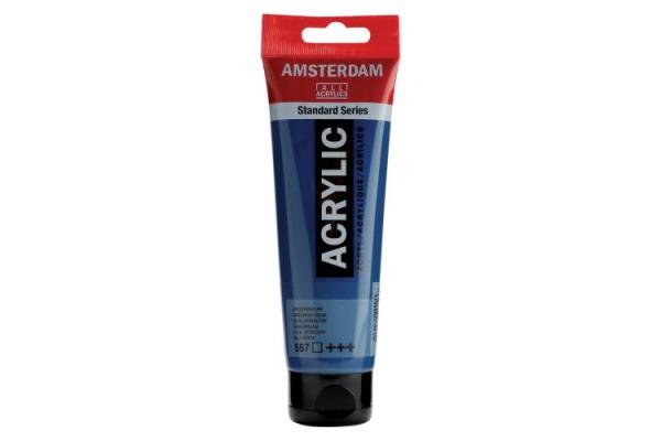 TALENS Acrylfarbe Amsterdam 120ml 17095572 gruenblau
