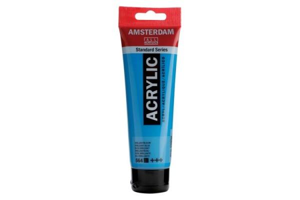 TALENS Acrylfarbe Amsterdam 120ml 17095642 brill.blau
