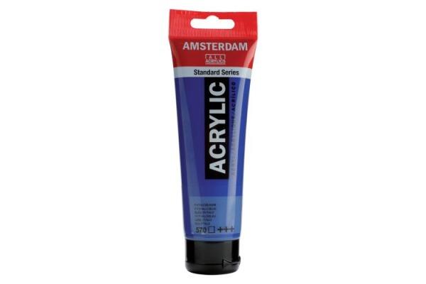 TALENS Acrylfarbe Amsterdam 120ml 17095702 phthaloblau