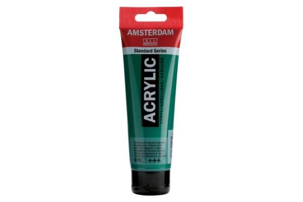 TALENS Acrylfarbe Amsterdam 120ml 17096192 perm.grn.dnk.