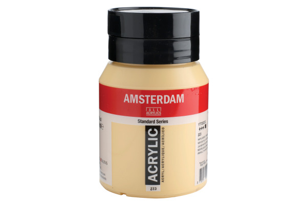 TALENS Acrylfarbe Amsterdam 500ml 17722232 neapelgelb dunkel