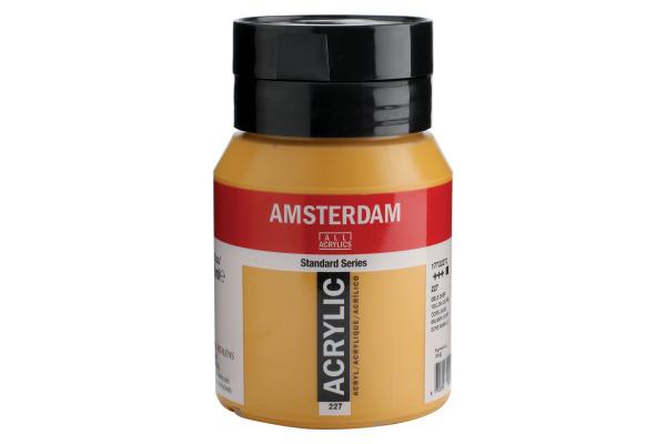 TALENS Acrylfarbe Amsterdam 500ml 17722272 Gelber ocker