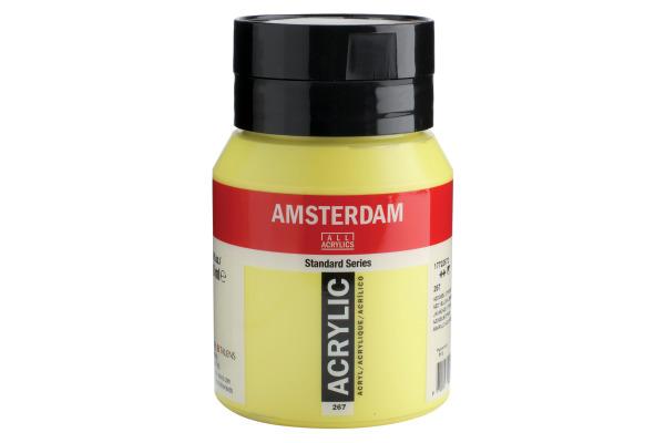 TALENS Acrylfarbe Amsterdam 500ml 17722672 Azogelb zitron