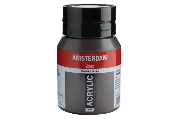 TALENS Acrylfarbe Amsterdam 500ml 17724032 Vandyckbraun