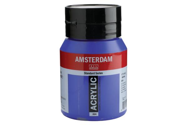 TALENS Acrylfarbe Amsterdam 500ml 17725042 ultramarine