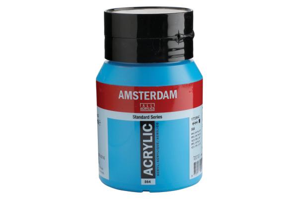 TALENS Acrylfarbe Amsterdam 500ml 17725642 Brillantblauu