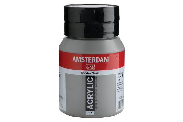 TALENS Acrylfarbe Amsterdam 500ml 17727102 neutralgrau