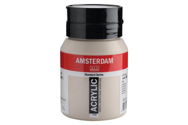 TALENS Acrylfarbe Amsterdam 500ml 17727182 warmgrau