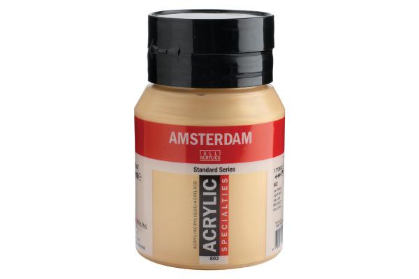 TALENS Acrylfarbe Amsterdam 500ml 17728022 reichgold