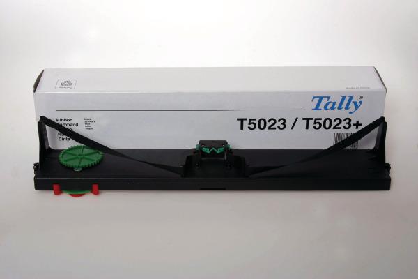 TALLY Farbband Textil schwarz 397995 T 5023 10 Mio. Zeichen