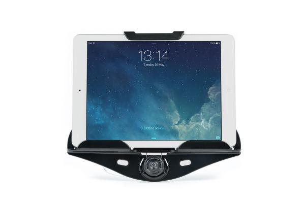TARGUS In car Tablet Holder AWE77EU 7-10.1 Zoll Black