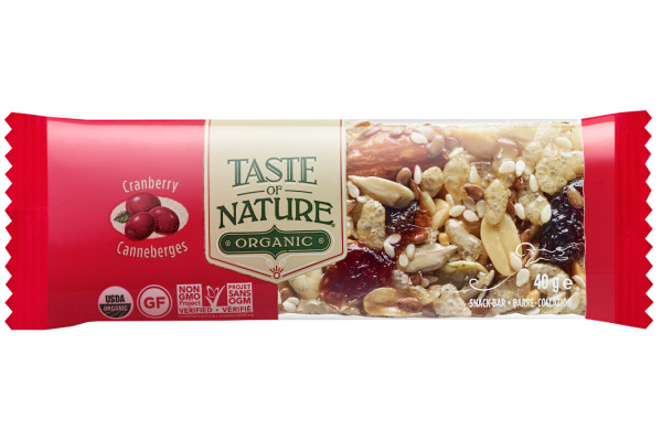 TASTE OF Cranberry 2018 40g