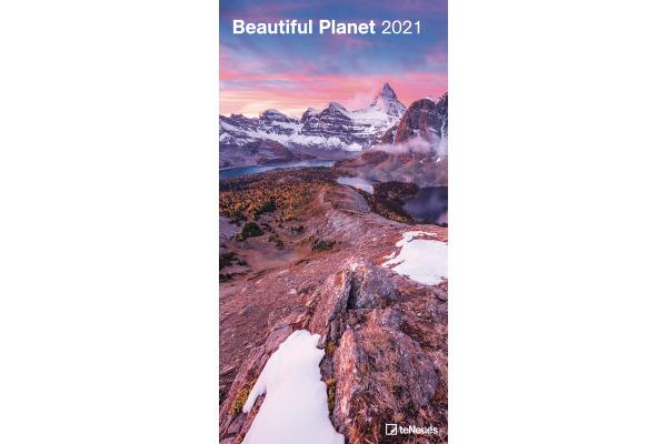 TENEUES Beautiful Planet 507112 DE, 33x64cm, 2021