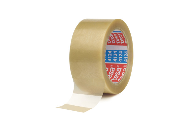 TESA Verpackungsband Ultra 19mm×66m 412400010 transparent