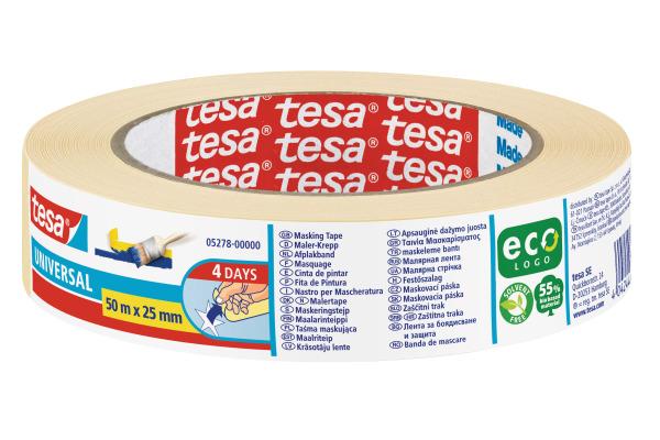 TESA Abdeckband 25mmx50m 527800000
