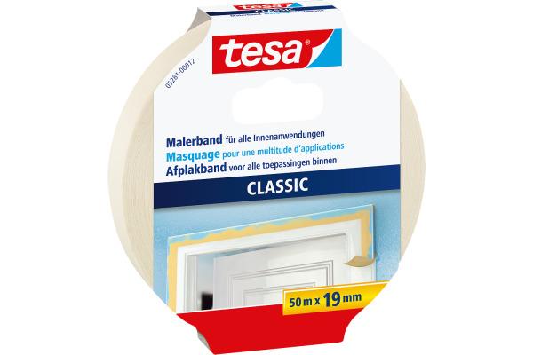 TESA Malerkrepp Prestigemium Classic 528100012 19mmx50m