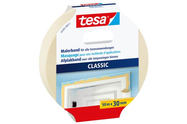 TESA Malerkrepp Prestigemium Classic 528200011 30mmx50m