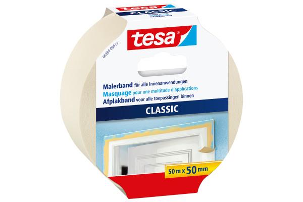 TESA Malerkrepp Prestigemium Classic 528400014 50mmx50m