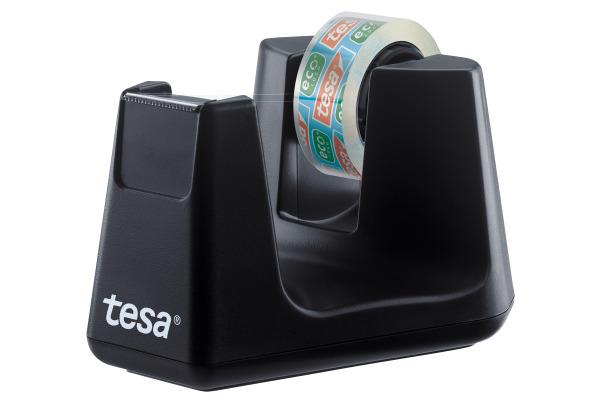 TESA Tischabroller Smart 539020000 schwarz