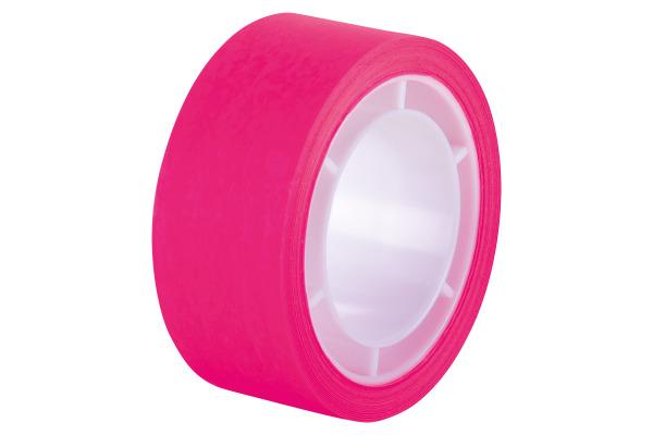 TESA Tesafilm Neon 10mx19mm 53930-00000 pink/gelb 1 Rolle