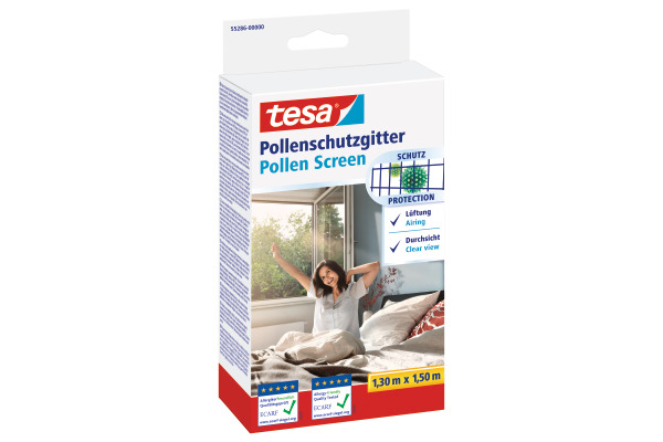 TESA Pollenschutz Fenster 55286-000 130x150cm
